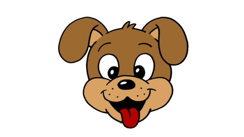 puppy face drawing at getdrawingscom free for personal