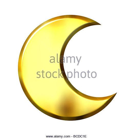 520x540 Crescent Moon Half Moon Stock Photos Amp Crescent Moon Half Moon