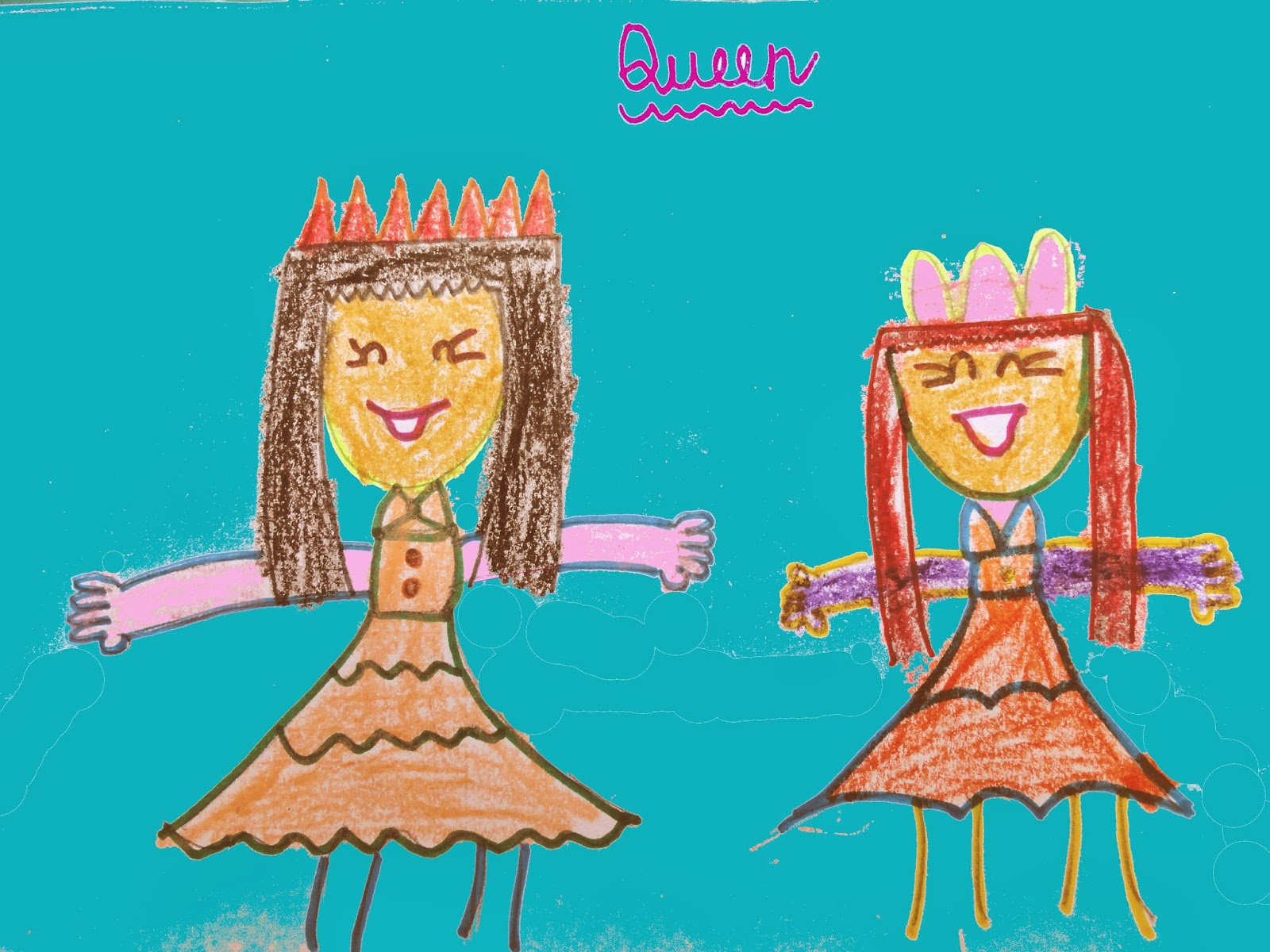 1600x1200 Queen Drawing For Kids Virtual Kidspace