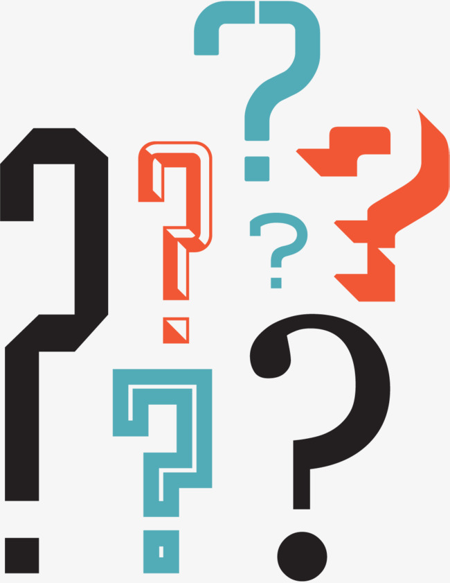 650x841 Stereoscopic Question Mark, Question Mark Drawing, Question Mark