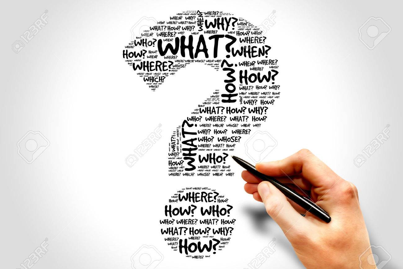 1300x866 Question Mark, Question Words Concept Stock Photo, Picture
