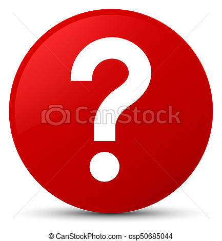 433x470 Question Mark Icon Red Round Button. Question Mark Icon Drawing