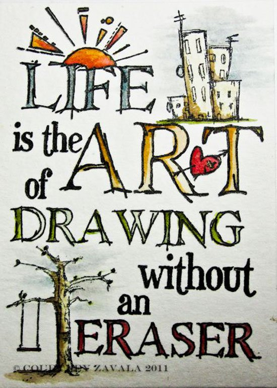 550x770 Pictures Drawing Quotes Inspiration,