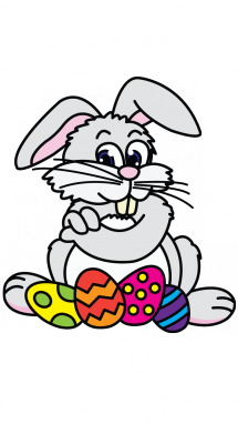 215x382 How To Draw Easter Bunny, For Kids, Easy Step By Step Drawing Tutorial