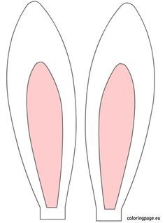 236x318 Free Printable Bunny Ears Easter Rabbit Ears Holidays