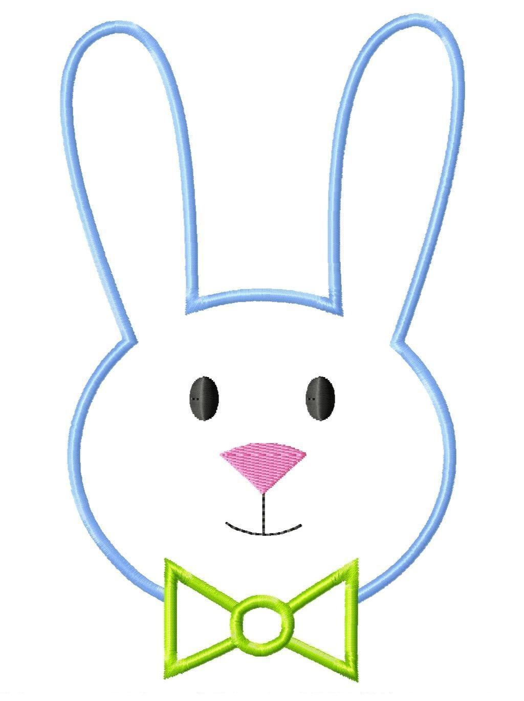 Rabbit Face Drawing at GetDrawings | Free download