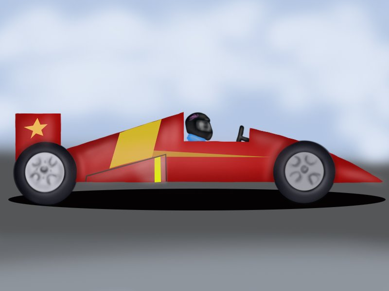 800x600 Learn How To Draw A Racing Car For Kids (Sports Cars) Step By Step