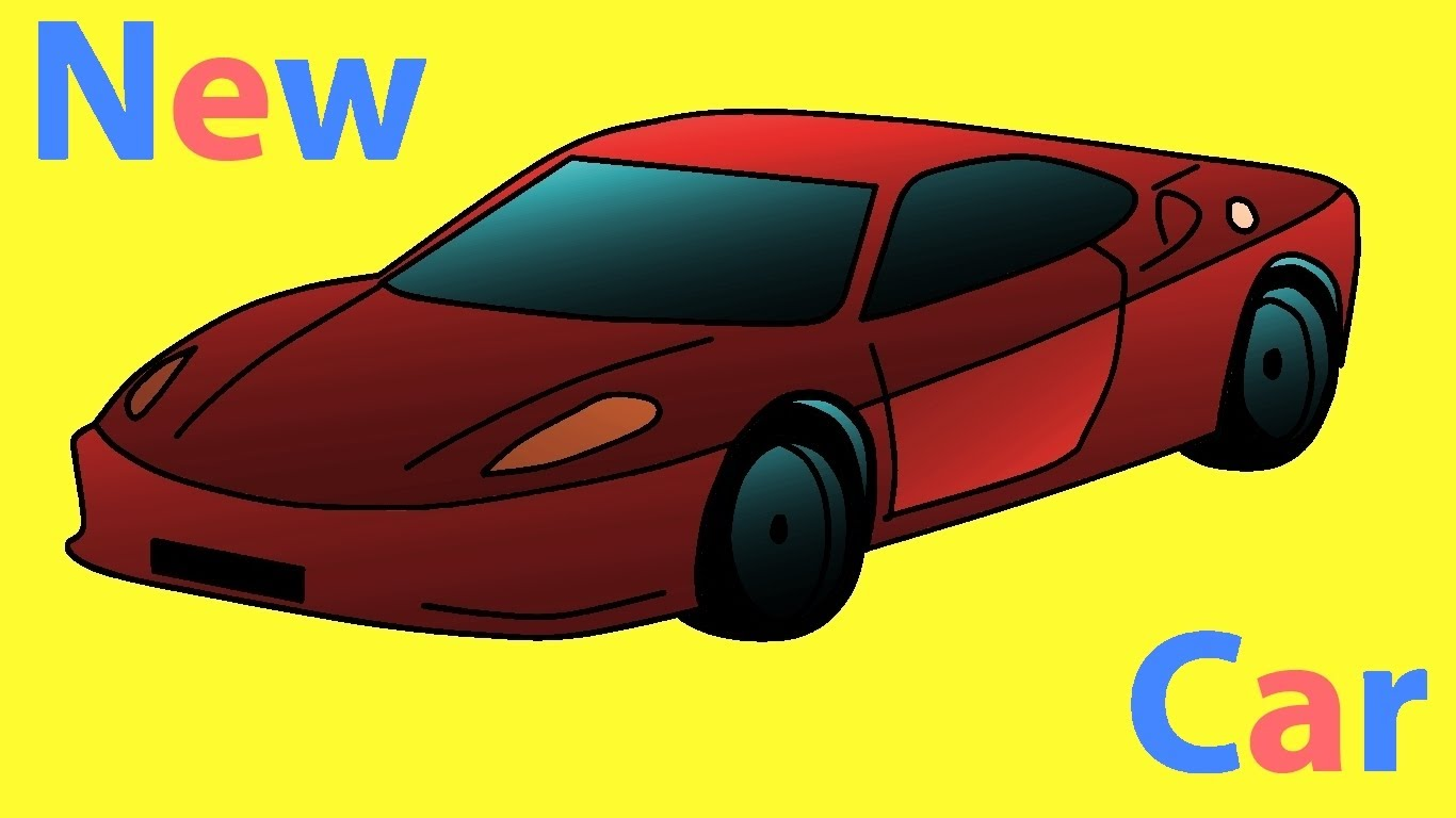 1366x768 Sports Car In 2 Minutes