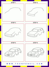 206x280 45 Best How To Draw Cars Images On Draw, Adult