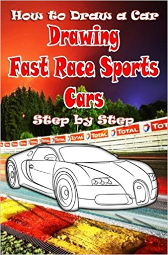 328x499 How To Draw A Car Drawing Fast Race Sports Cars Step By Step