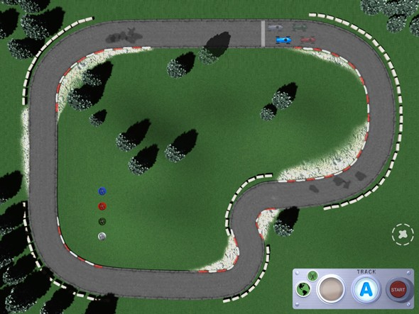 590x443 Padracer Lets You Draw Your Own Track, Join Two Ipads Together