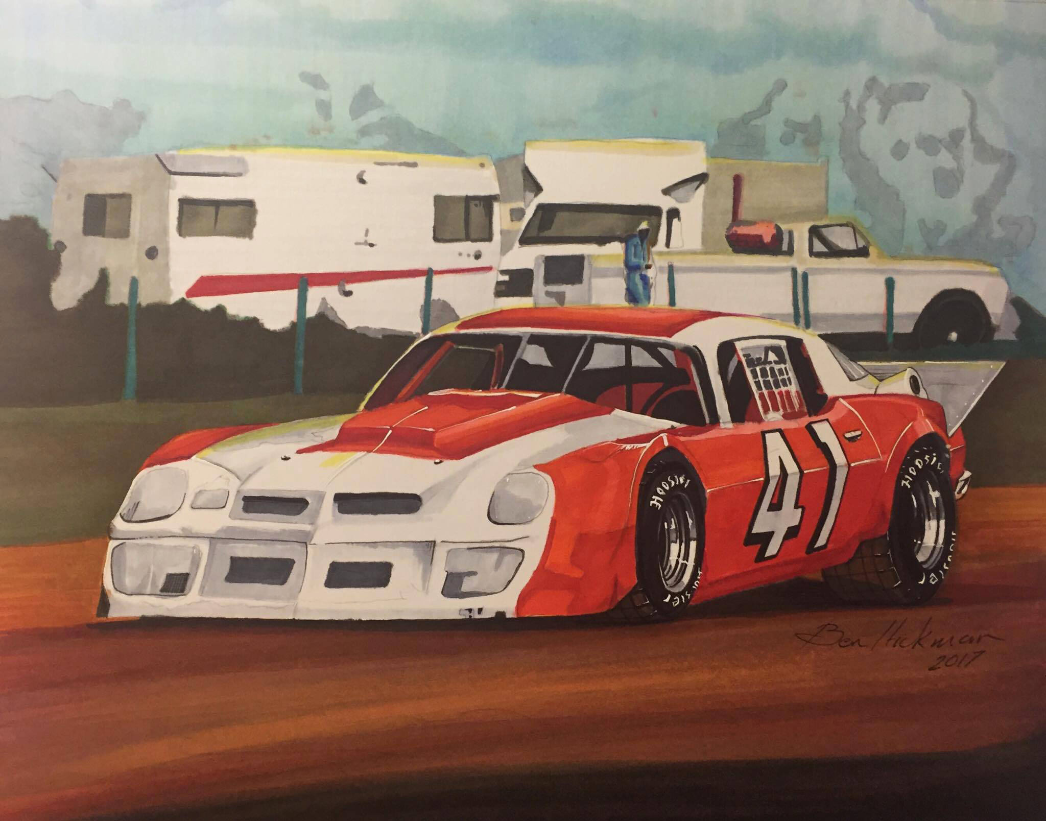 2048x1607 Old F Body Race Car Love The Late 70s Late Models. Copic Markers