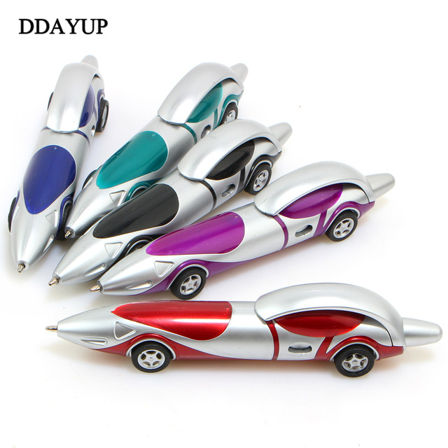 640x640 Funny Novelty Design Ballpoint Pen Racing Car Child Kids Toy Gift