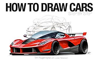 342x214 How To Draw Cars