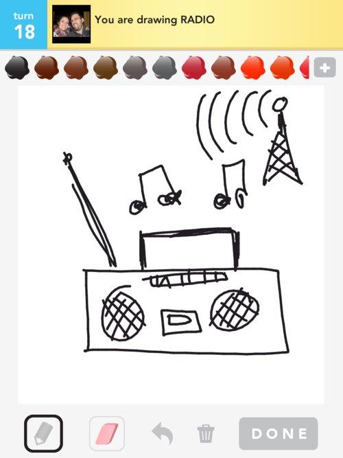 500x667 Radio Drawings