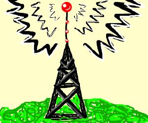 300x250 Radio Tower