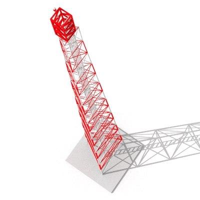 400x400 Tower 3d Lwo