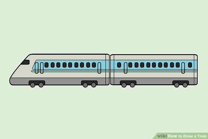 728x485 4 Ways To Draw A Train