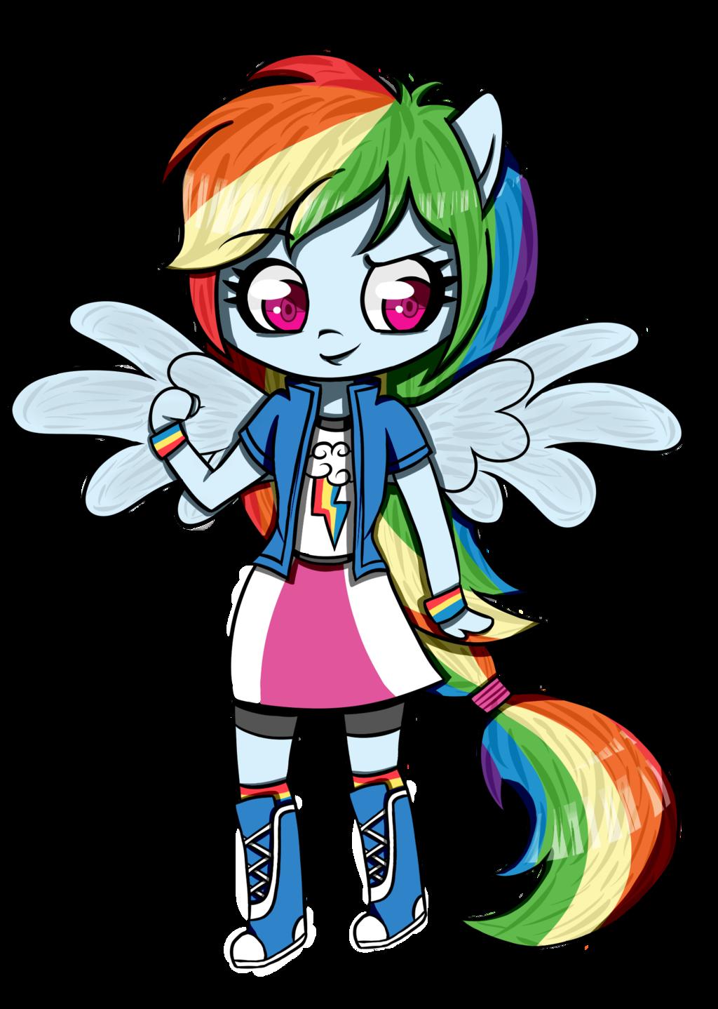 My Little Pony Equestria Girl Rainbow Rocks Ausmalbilder : Rainbow Dash Equestria Girl Drawing At Getdrawings Com Free For