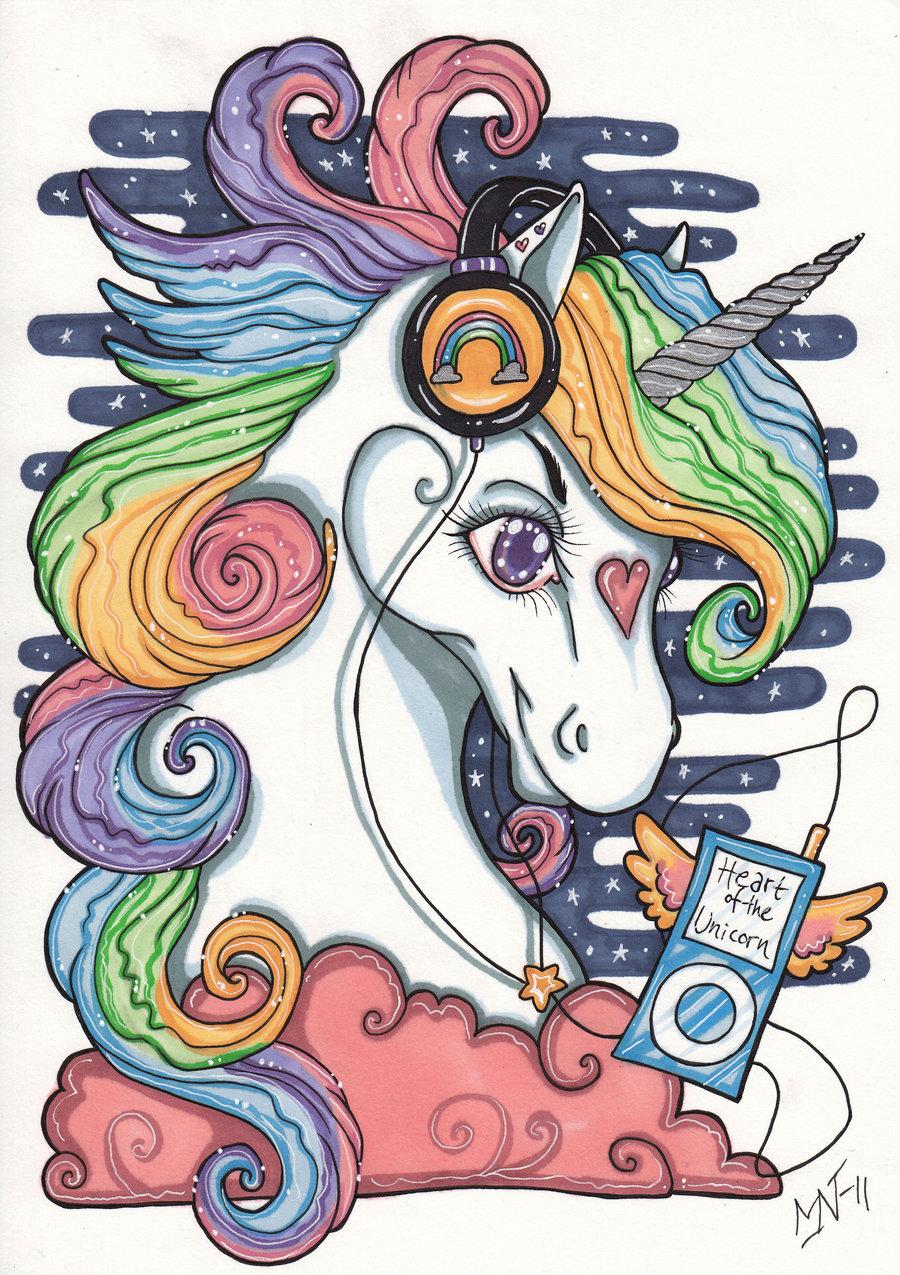 Cute Rainbow Drawings Art