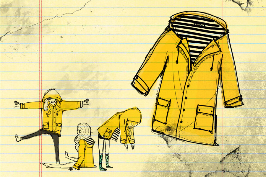 900x600 Raincoat By Nekonekororo