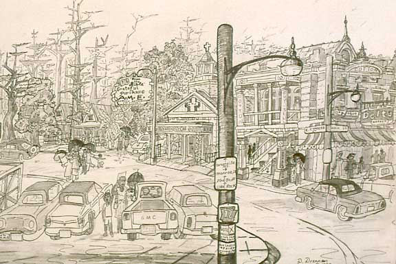 576x385 More Drawings By Dwight Kuimeaux Drennan