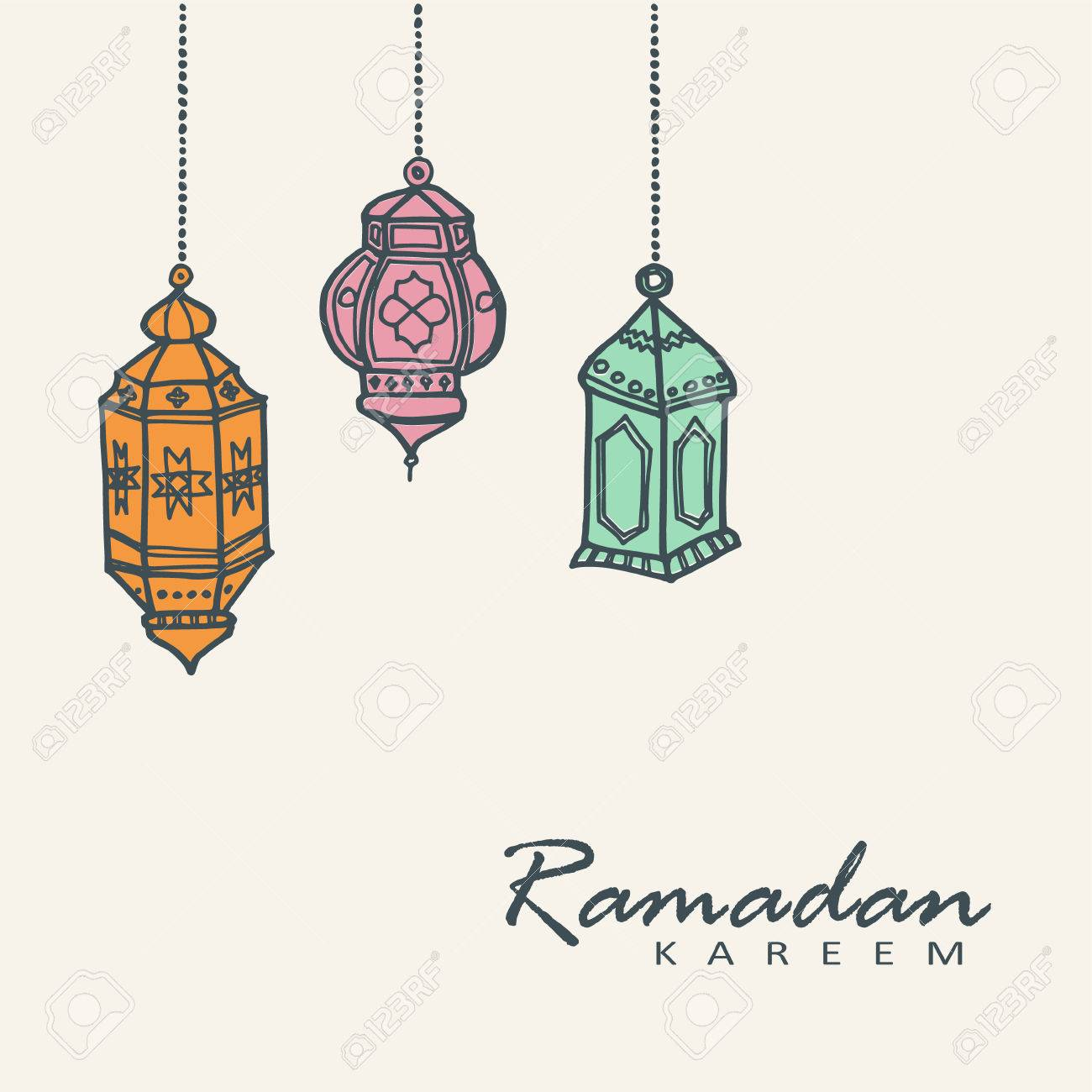 Ramadan Lantern Drawing at GetDrawings.com | Free for personal use ... for Ramadan Lamp Drawing  585ifm