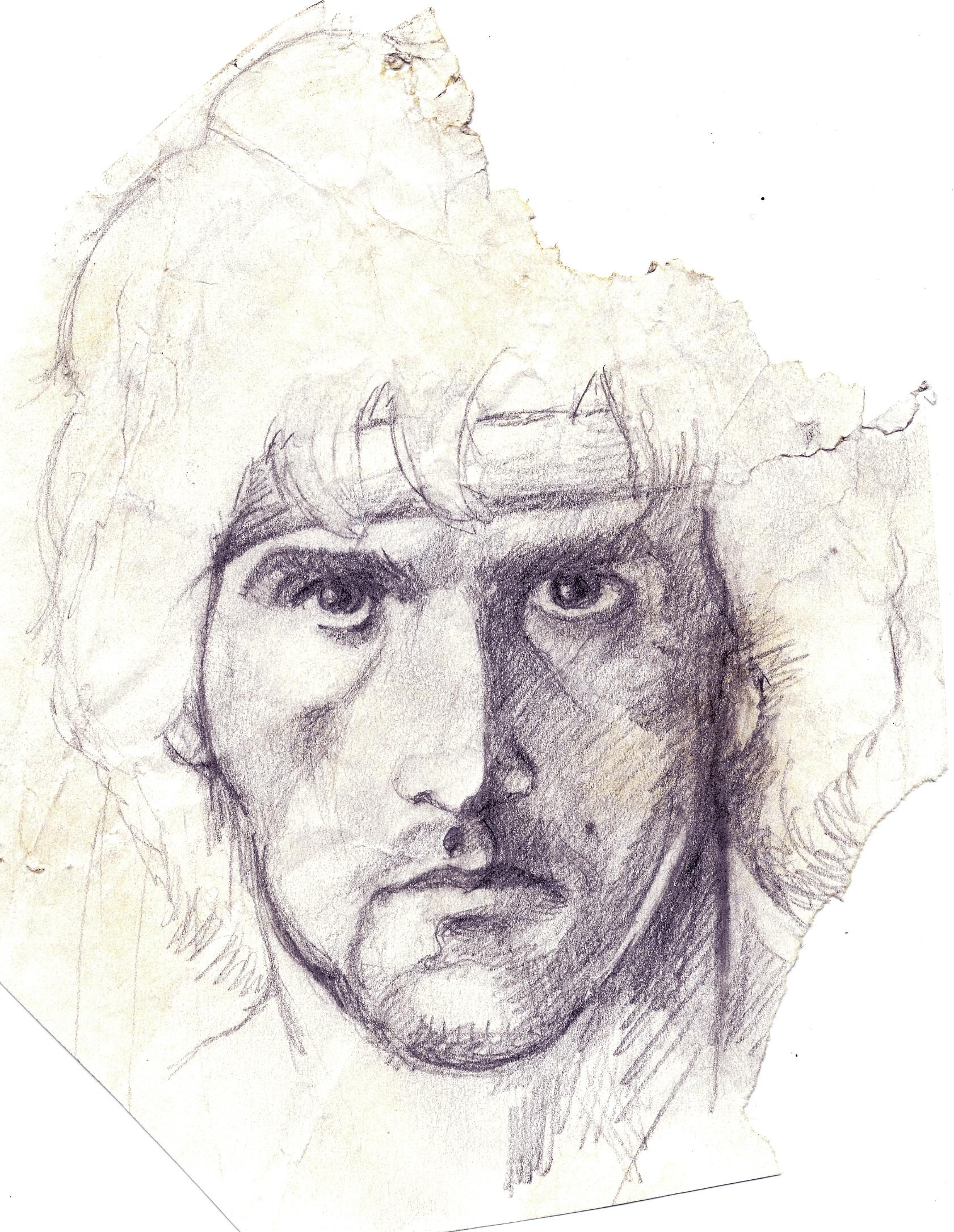 1681x2172 K. Sean Sullivan Art Blog Drawing Faces