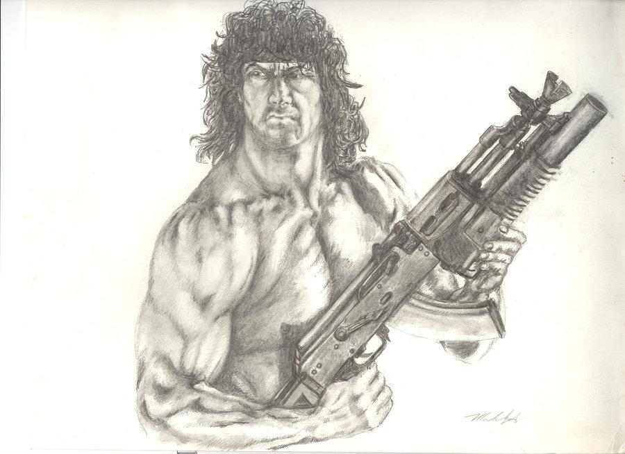 900x654 Rambo Iii By Mebespots