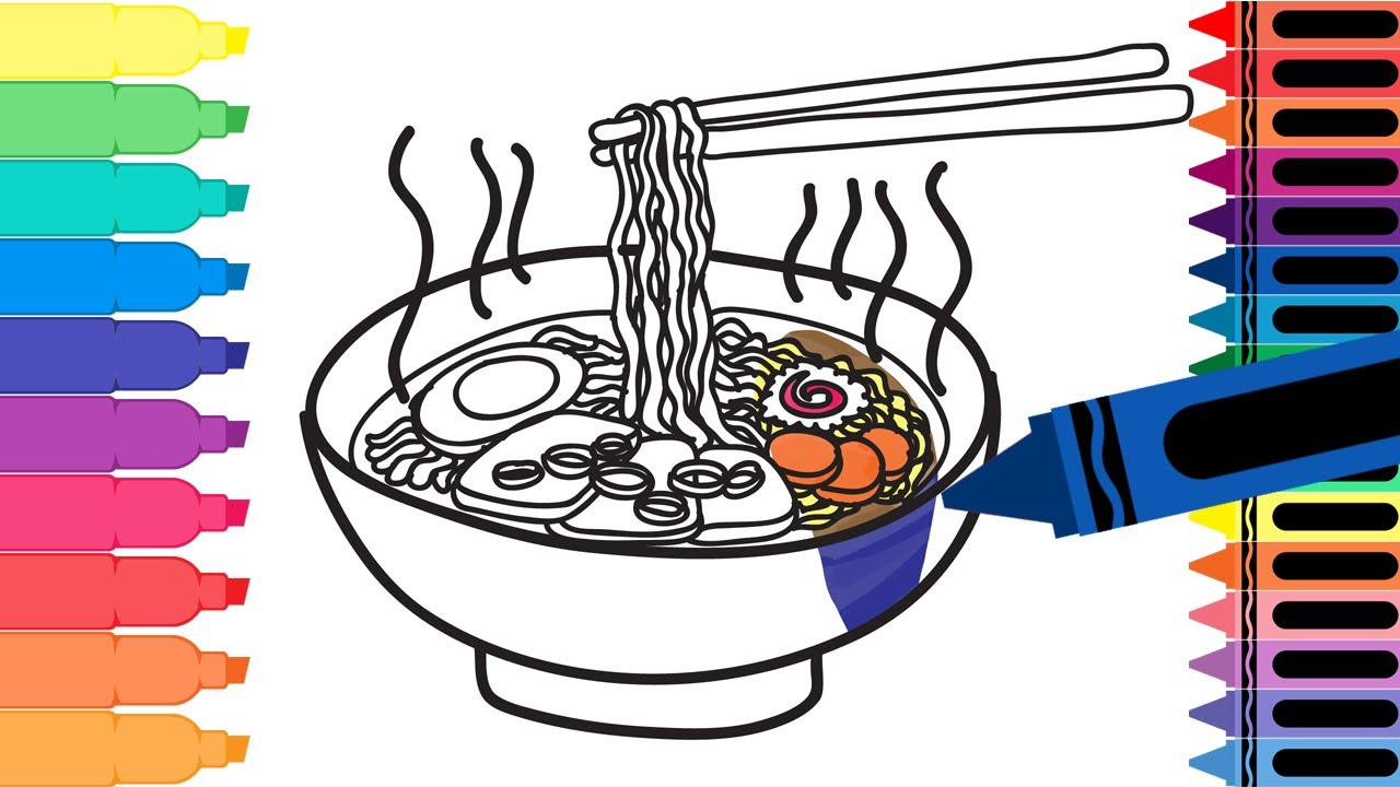 The Best Free Ramen Drawing Images  Download From 56 Free