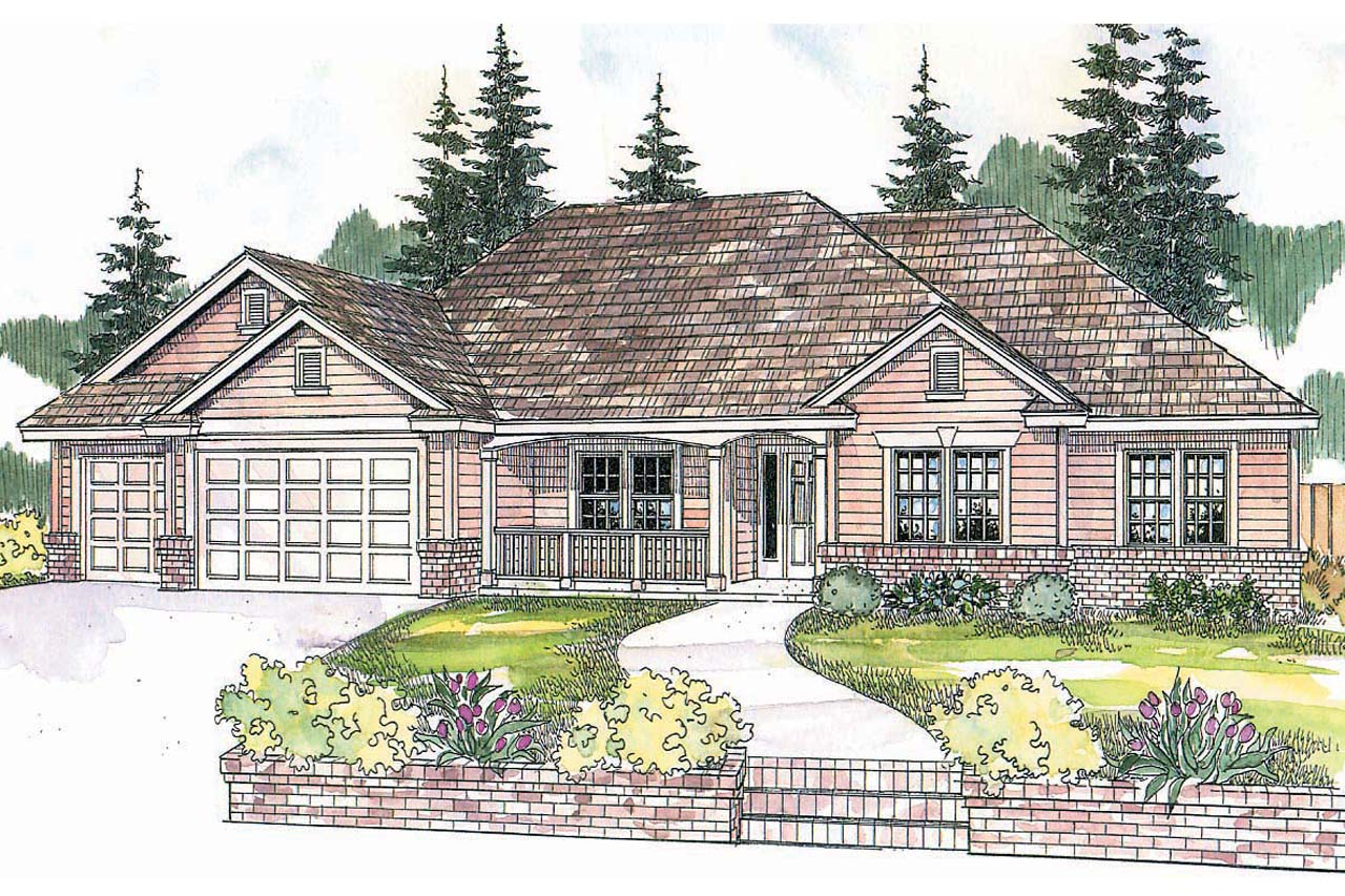 1280x853 Ranch House Plans