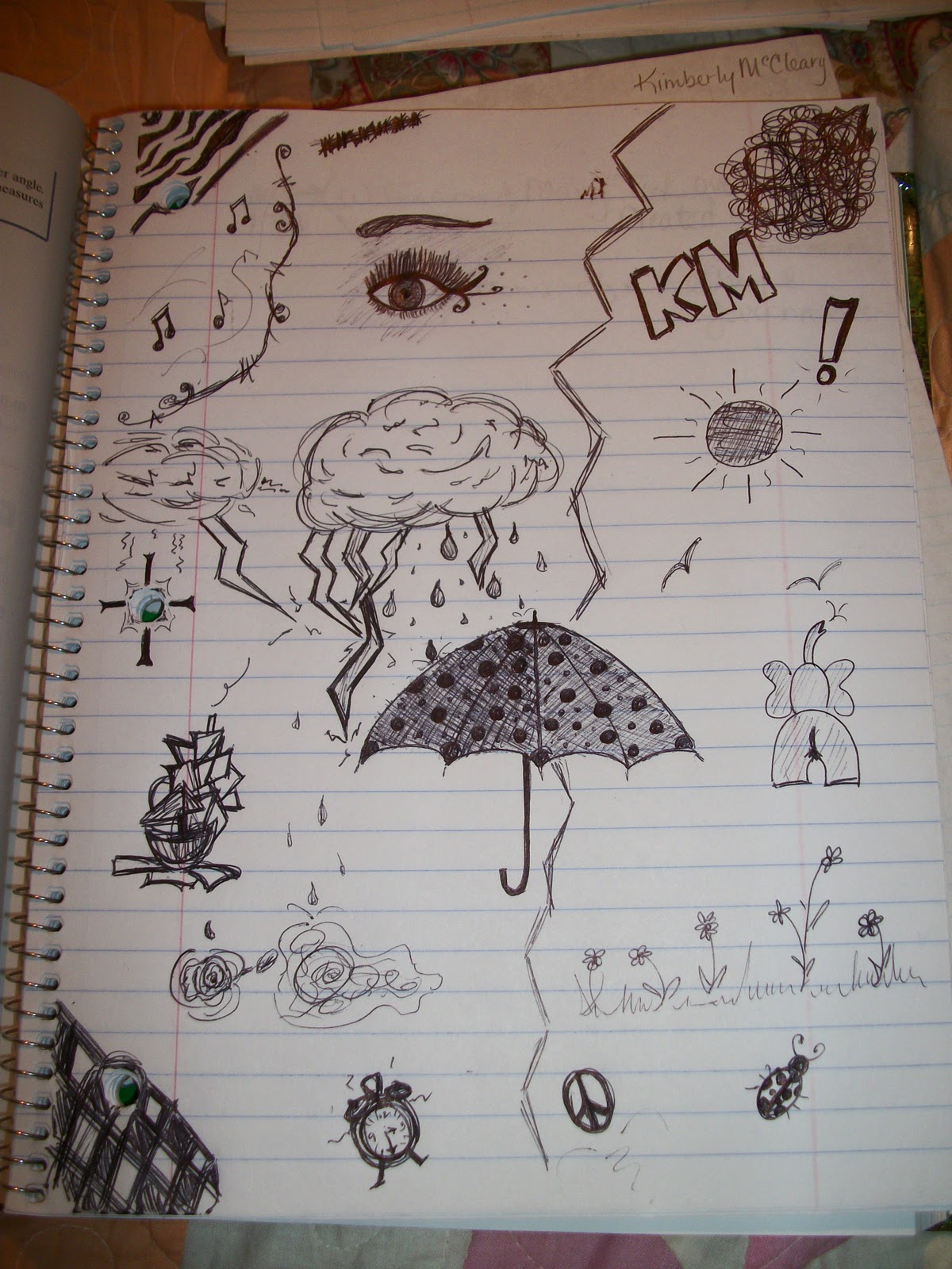 Random Things Drawing at GetDrawings com | Free for personal use