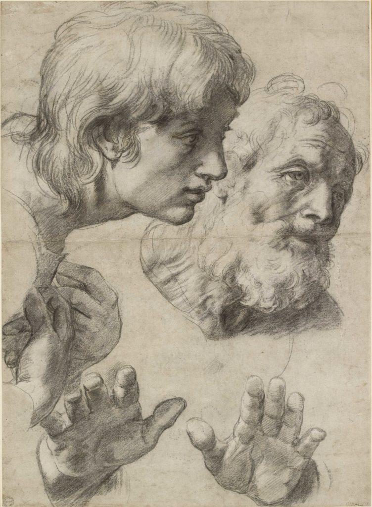 752x1024 Forget His Paintings, Raphael's Drawings Reveal His True Genius