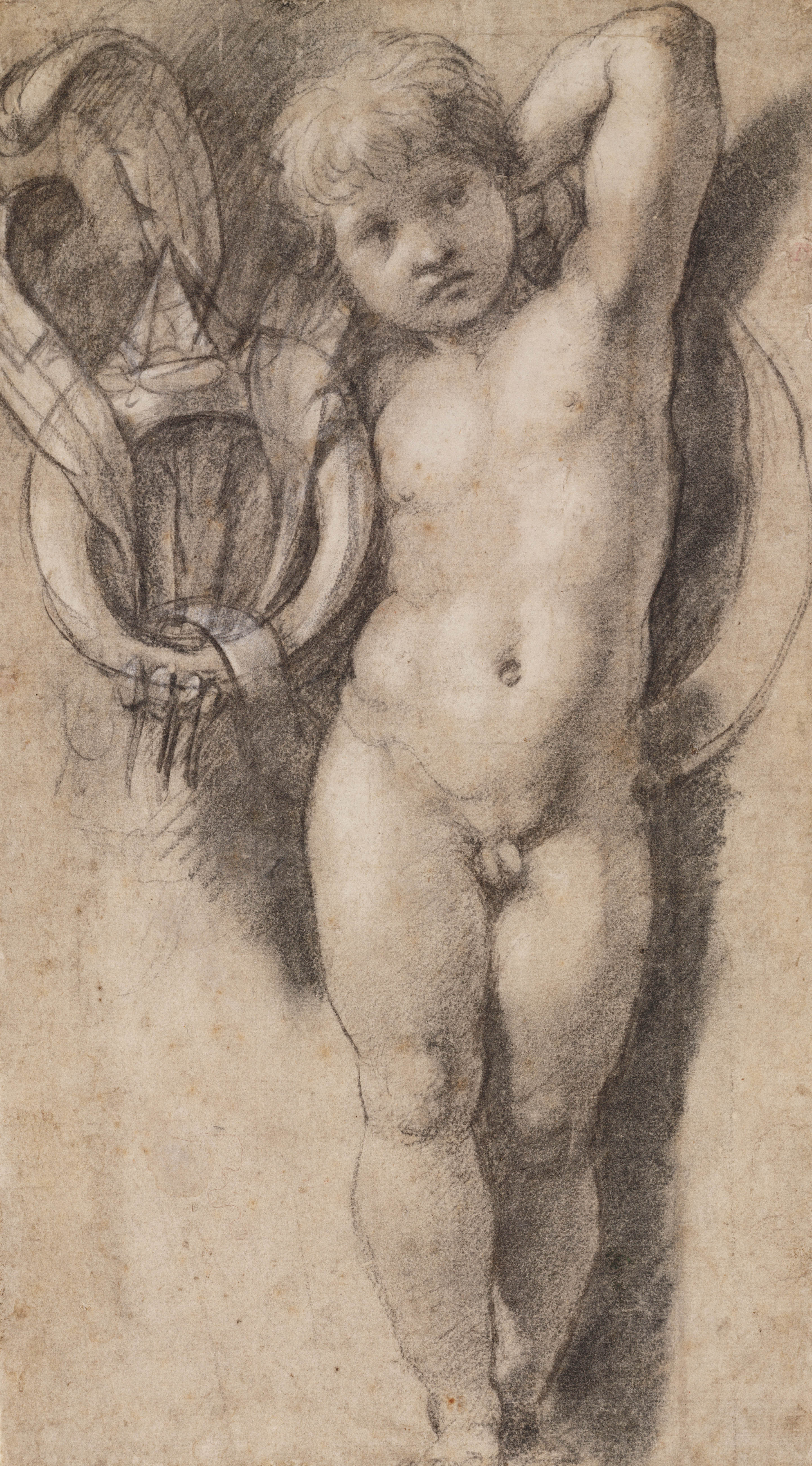 2886x5204 Raphael The Drawings Christie'S