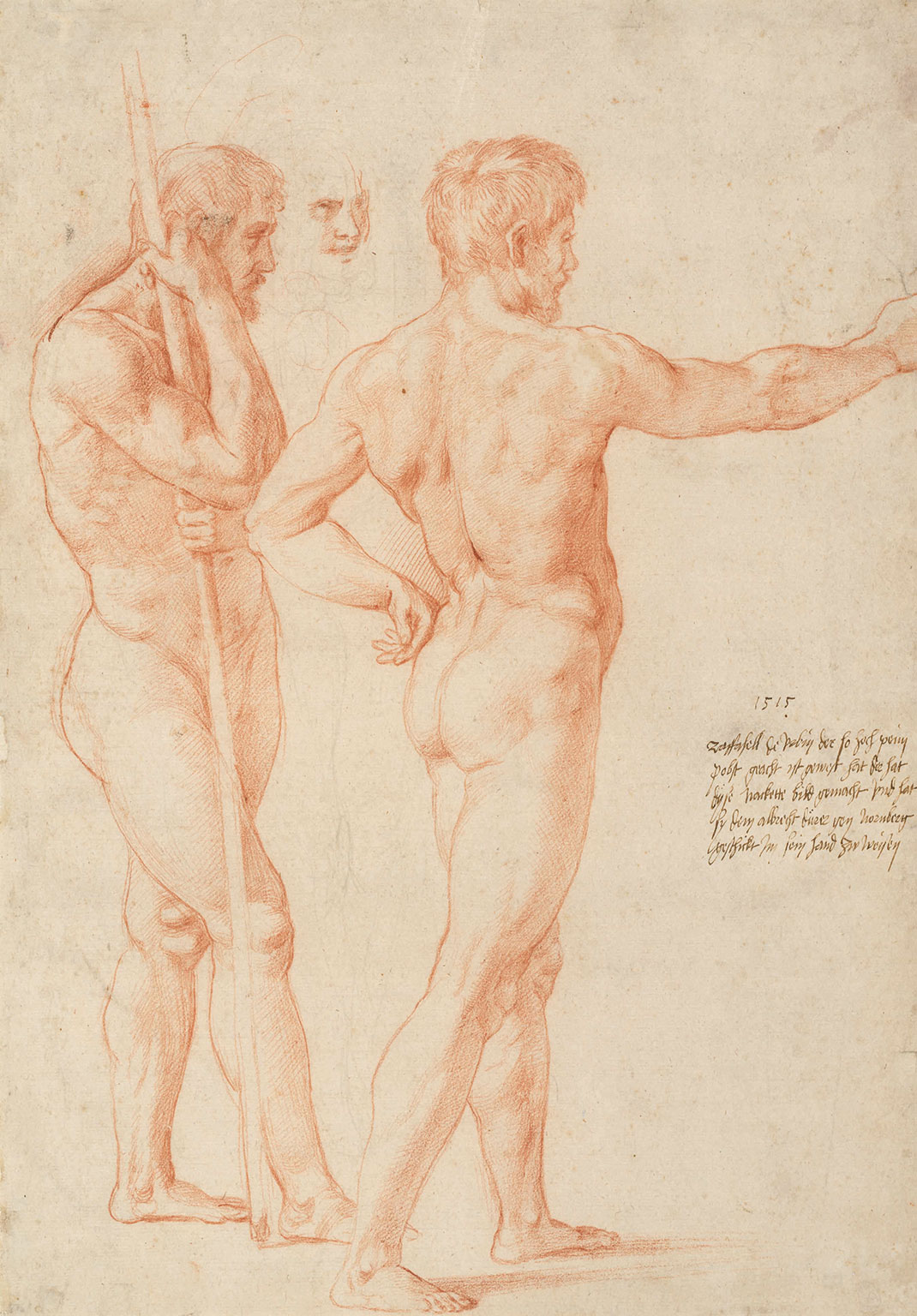 1070x1536 Raphael The Drawings Exhibition