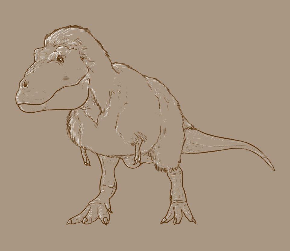 961x831 30 Day Dinosaur Drawing Challenge