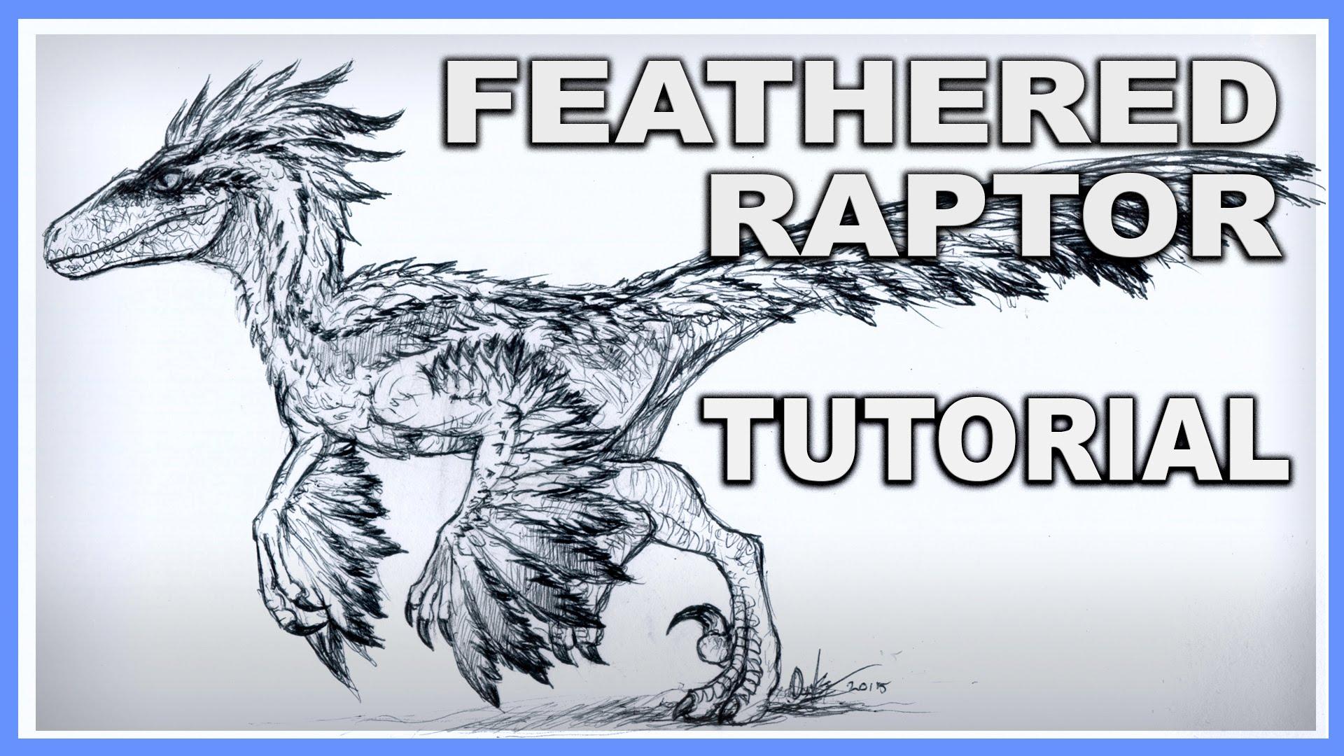 1920x1080 Feathered Velociraptor Tutorial
