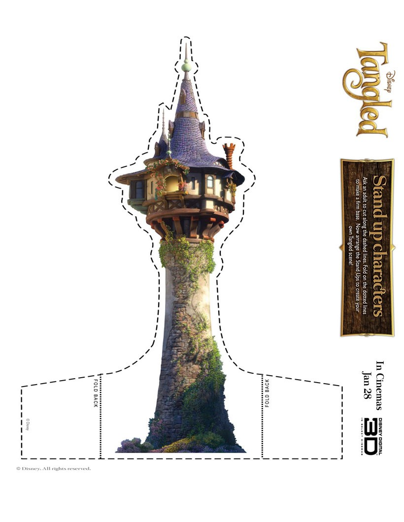rapunzel tower drawing at getdrawings com free for personal use