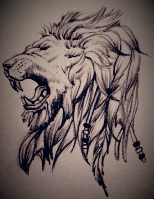 640x826 Rasta Lion Tattoos Rasta Lion, Tattoo And Body Art
