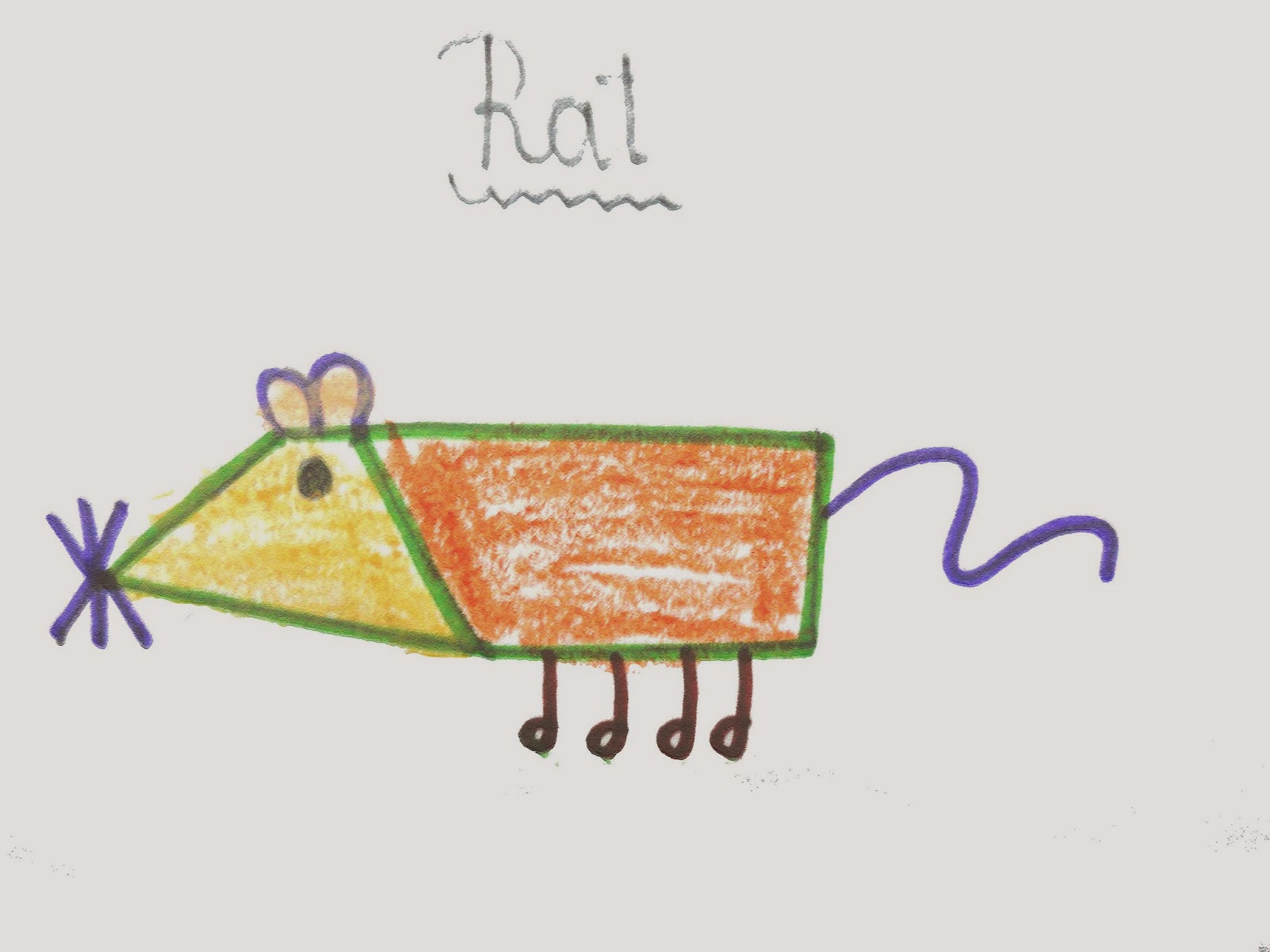 Rat Drawing Images At Getdrawingscom Free For Personal