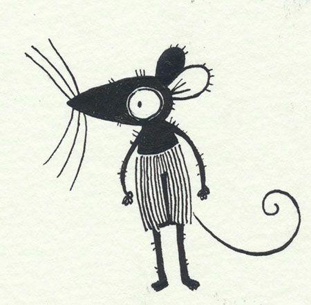 450x442 Rat By Owlu Drawing Practice Rats, Drawing