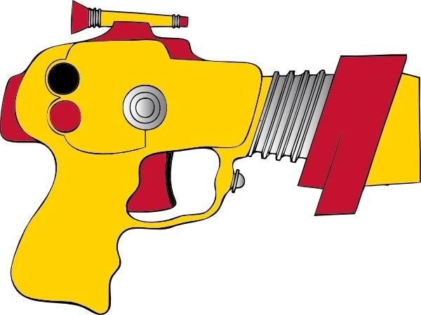 600x449 Laser Ray Gun Clip Art Free Vector In Open Office Drawing Svg