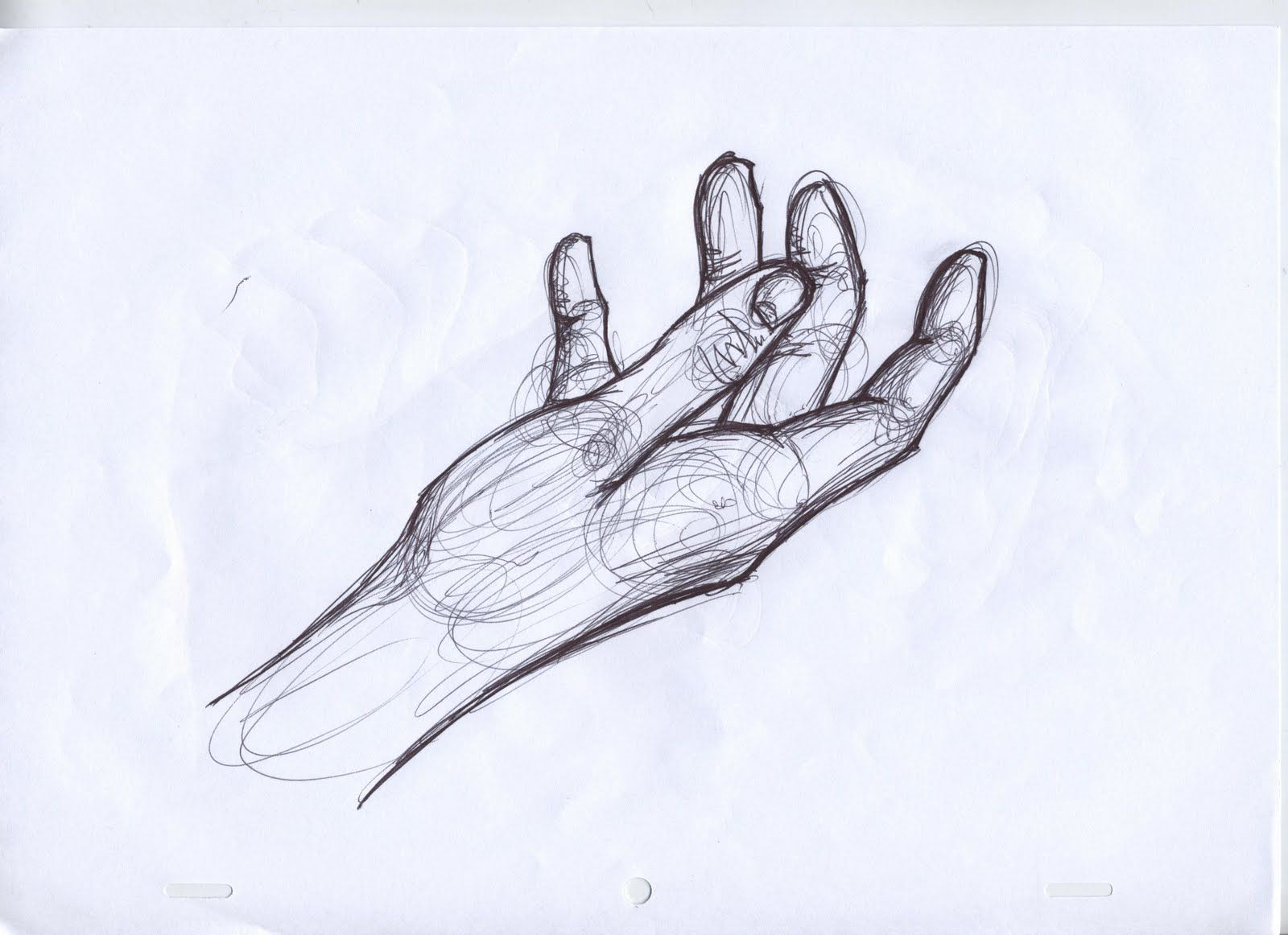 Reaching Hand Drawing At Getdrawings Com Free For Personal Use