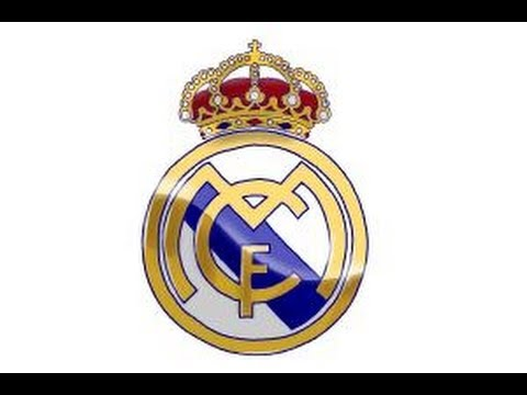480x360 How To Draw Real Madrid Logo