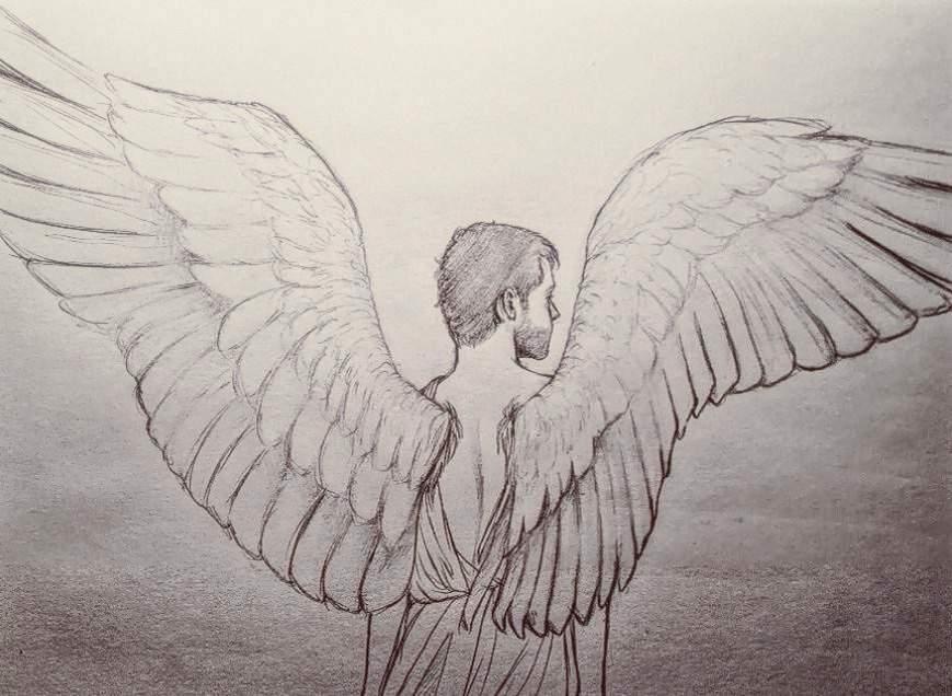 869x636 Angel Wings Pt.1 Supernatural Amino