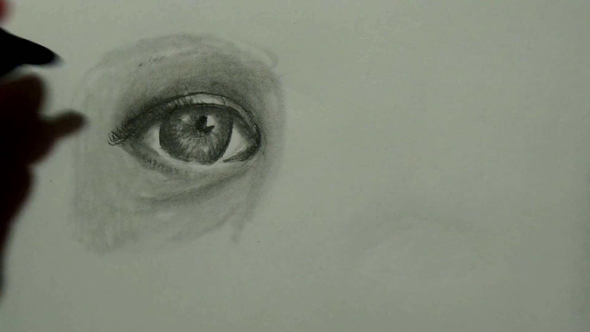 1920x1080 How To Draw A Realistic Baby Eye, For Beginners, Secrets The Pro'S