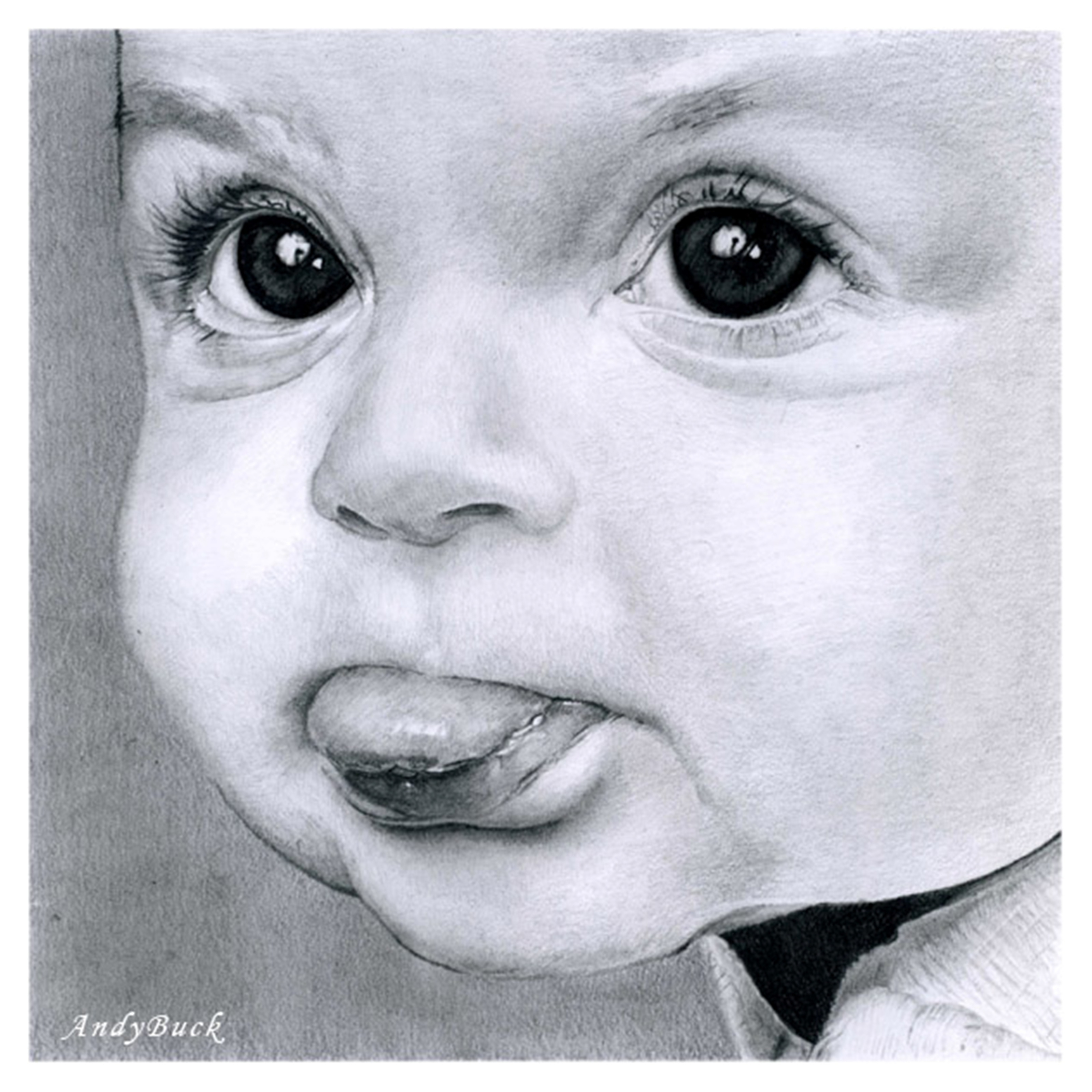 3200x3200 Realistic Pencil Drawing Of Baby Learn How To Draw A Realistic