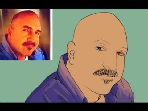 480x360 Draw A Realistic Cartoon Portrait In Photoshop Within 15 Mins