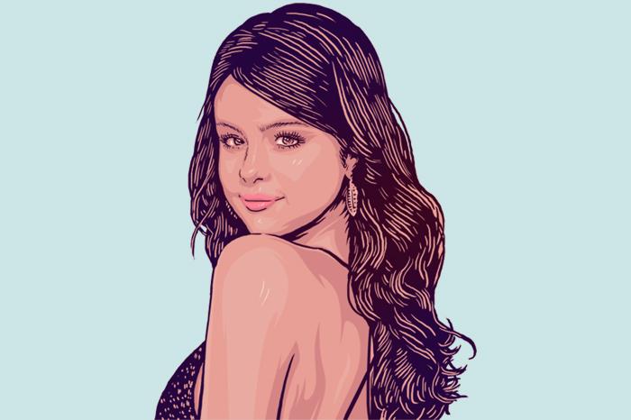 700x466 I Will Draw Realistic Cartoon Portrait
