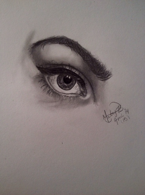 478x640 How To Draw A Realistic Eye